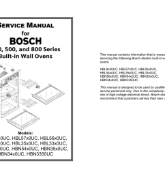 bosch hbl56 service manual [ 1024 x 791 Pixel ]