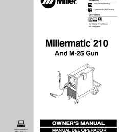 miller electric hwy 210 owner s manual [ 791 x 1024 Pixel ]