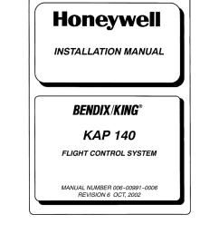 alliedsignal kap 140 installation manual [ 791 x 1024 Pixel ]