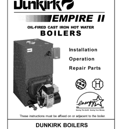 dunkirk empire ii owner s manual [ 789 x 1024 Pixel ]