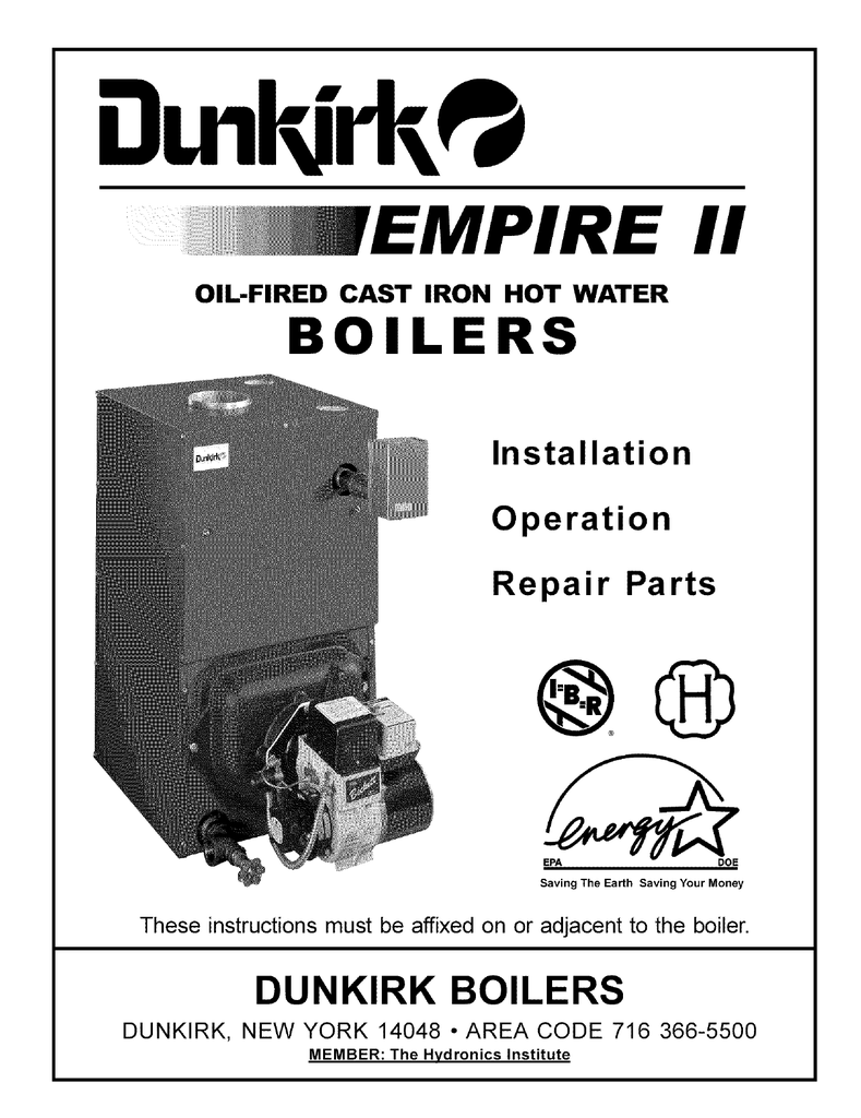 medium resolution of dunkirk empire ii owner s manual