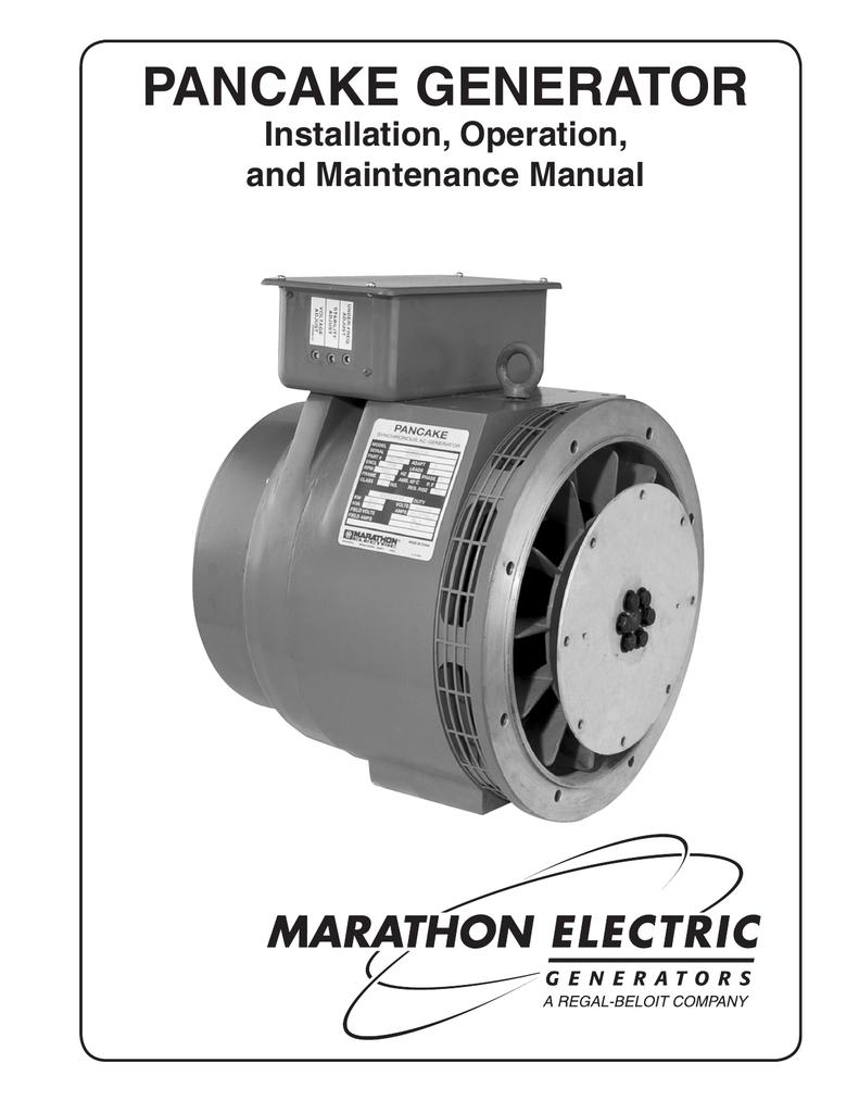 medium resolution of marathon electric pancake pancake generator marathon electric
