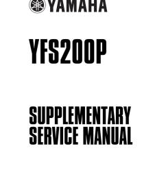 yamaha blaster yfs200p service manual [ 791 x 1024 Pixel ]