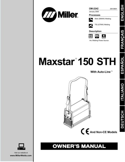 small resolution of miller maxstar 200 wiring diagram