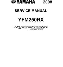 yamaha raptor 250 service manual [ 791 x 1024 Pixel ]