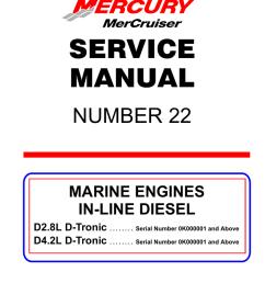 mercury d4 2l d tronic service manual [ 791 x 1024 Pixel ]