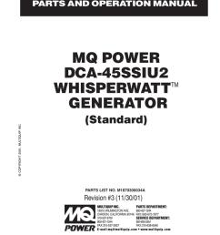 multiquip dca 45ssiu2 specifications [ 791 x 1024 Pixel ]