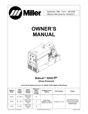 Onan Welder Wiring Diagram | Wiring Library