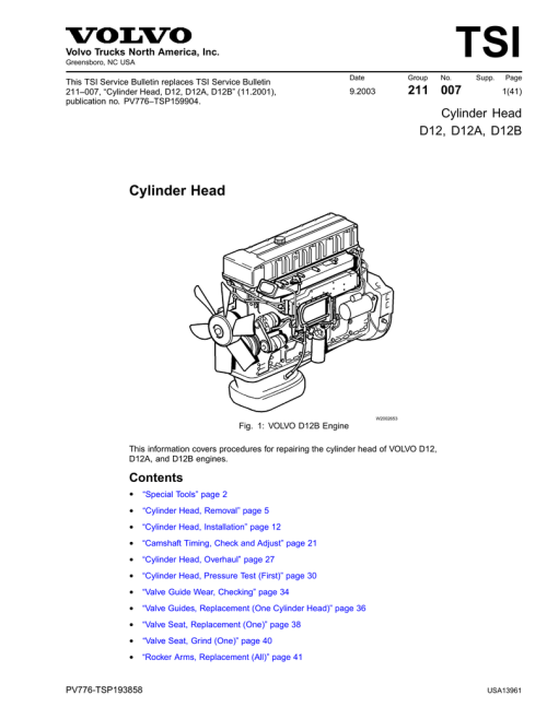 small resolution of volvo d12 specifications