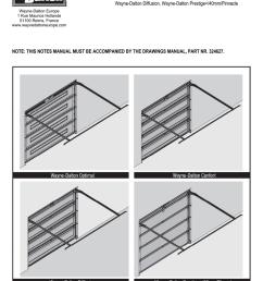 wayne dalton prestige 40mm pinnacle specifications [ 791 x 1024 Pixel ]