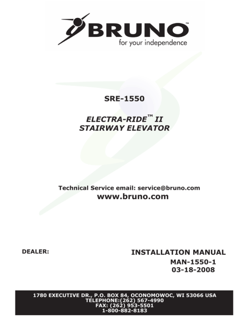 small resolution of bruno sre 2750 wiring diagram wiring library vmi wiring diagram bruno sre 1550 electra ride ii