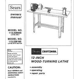 craftsman 113 228160 owner s manual [ 799 x 1024 Pixel ]