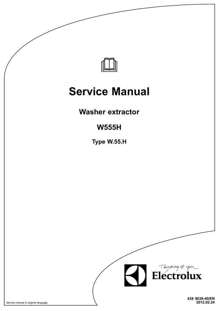 Electrolux Dishwasher Installation Manual
