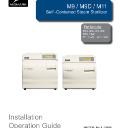 midmark m11 specifications manualzz com midmark autoclave m11 wiring diagram [ 843 x 1024 Pixel ]