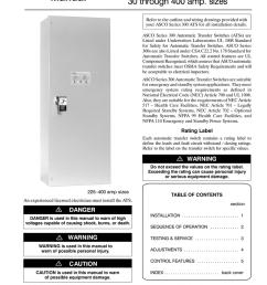 asco power technologies series 300 operator s manual operator s manual series 300 automatic transfer switches  [ 791 x 1024 Pixel ]