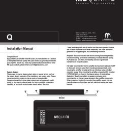 mb quart q4 80 installation manual [ 791 x 1024 Pixel ]