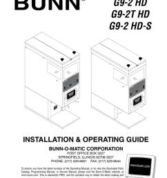 bunn mhg wiring diagram [ 791 x 1024 Pixel ]
