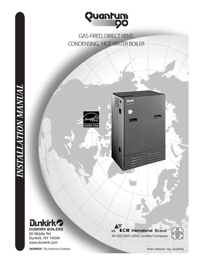 medium resolution of dunkirk 90 50 installation manual