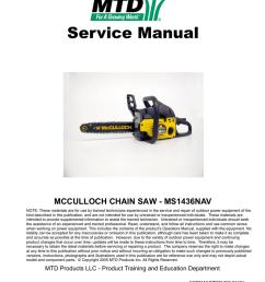 mcculloch ms1436nav service manual [ 791 x 1024 Pixel ]