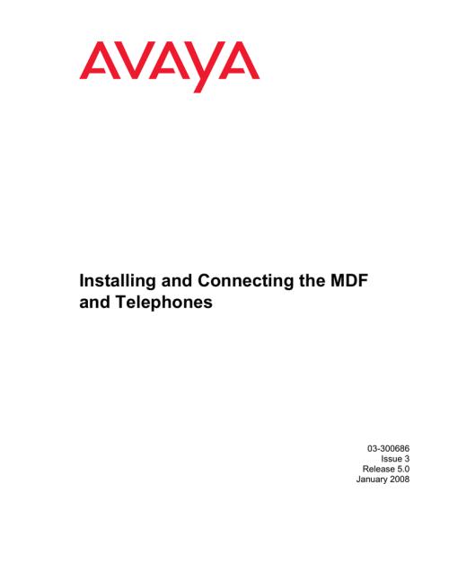 small resolution of avaya 03 300686 telephone user manual