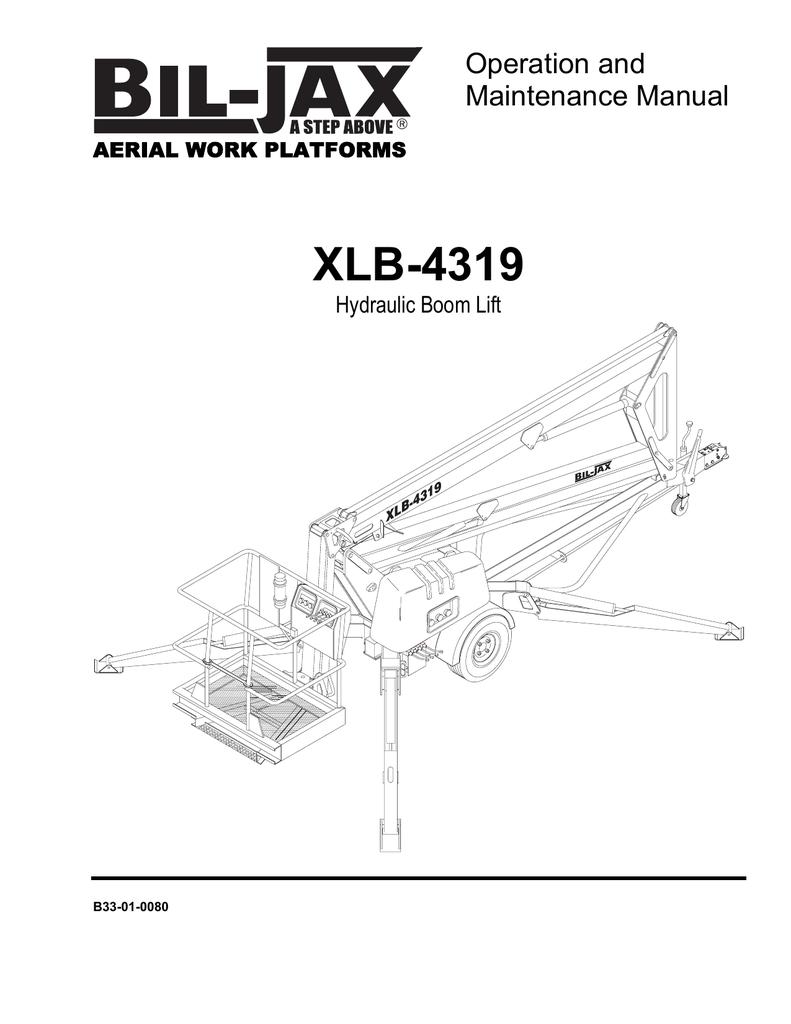 Aerial Lift Wiring Diagram