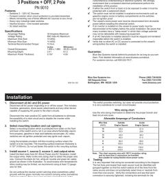 blue sea systems pn 9010 yard vacuum user manual manualzz com blue sea 9010 ac wiring diagram [ 791 x 1024 Pixel ]