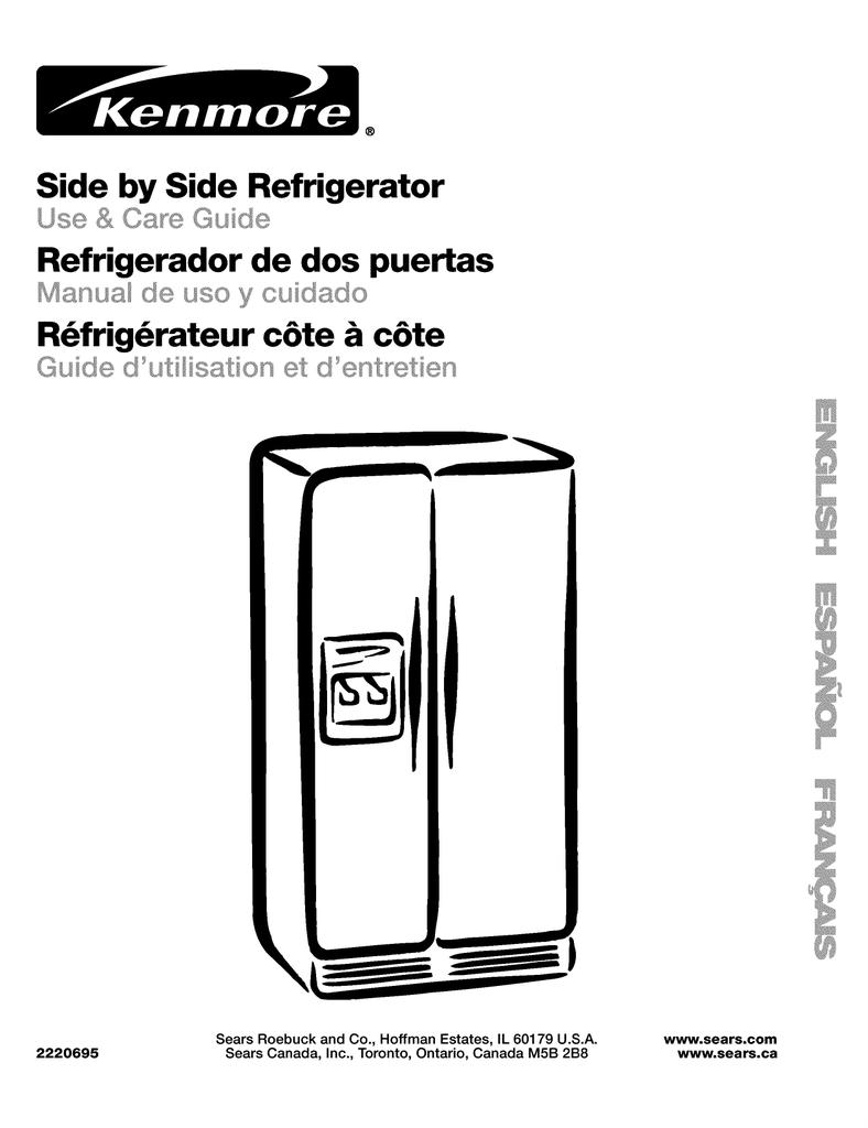 Manual de refrigerador samsung rs26ddapn1