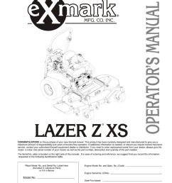 exmark lazer z xs lawn mower user manual manualzz com exmark seat parts diagrams [ 791 x 1024 Pixel ]