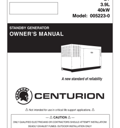 generac power systems 005213 0 portable generator user manual [ 791 x 1024 Pixel ]