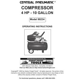 harbor freight tools 90234 air compressor user manual [ 791 x 1024 Pixel ]