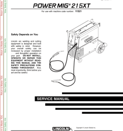 lincoln electric 11521 welder user manual [ 791 x 1024 Pixel ]