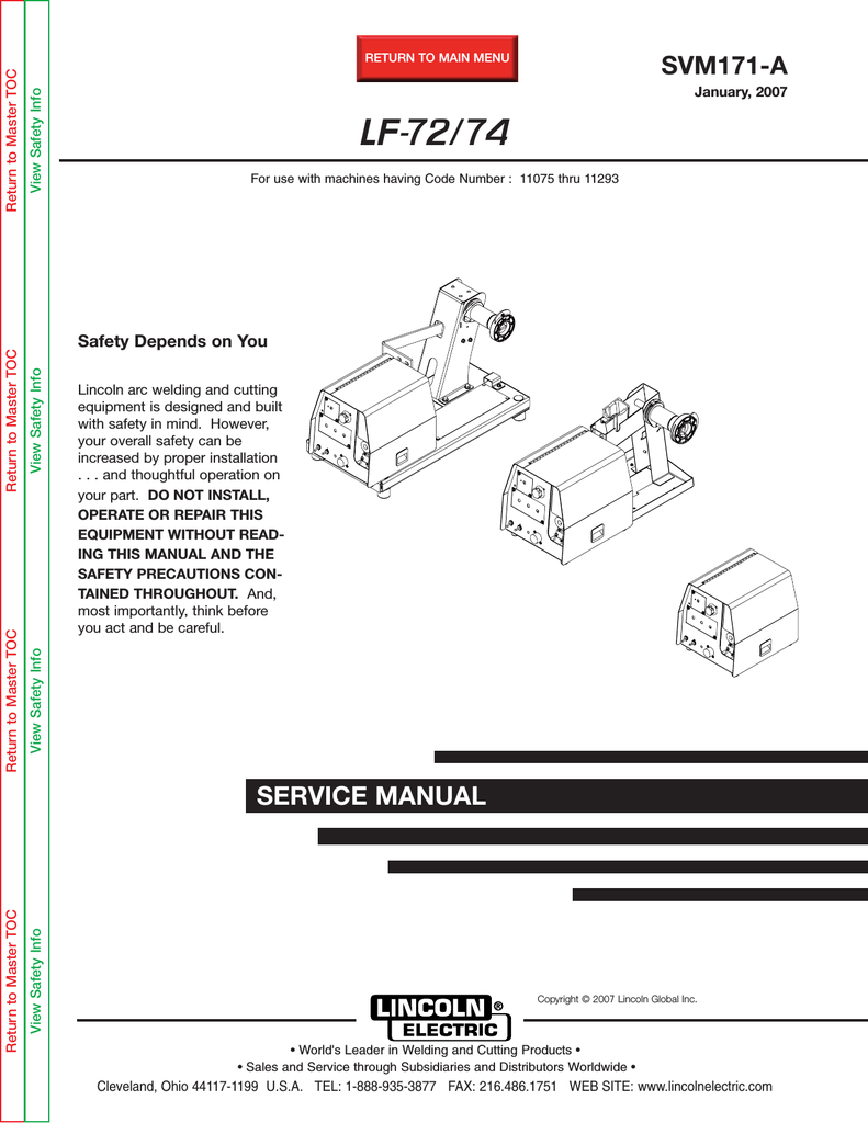 hight resolution of lincoln vantage 575 wiring diagram