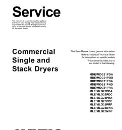 maytag mav6300 washer dryer user manual [ 791 x 1024 Pixel ]