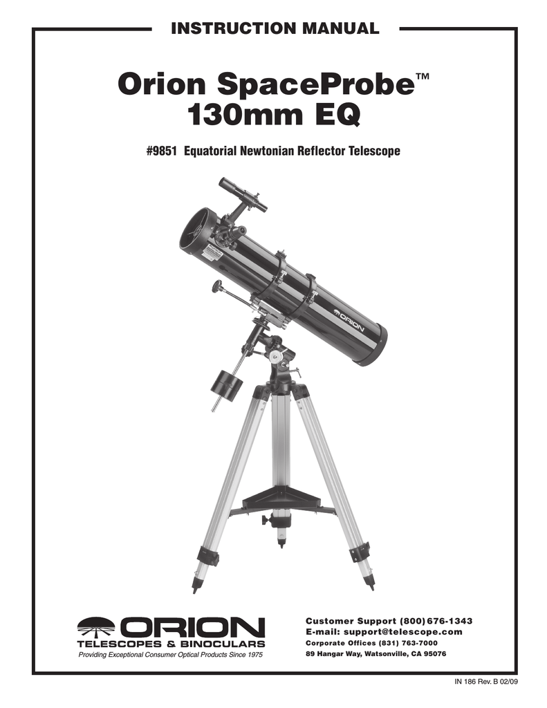 [Download 33+] Reflector Telescope User Guide