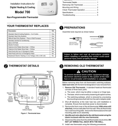 specifications white rodgers 700 thermostat user manual [ 791 x 1024 Pixel ]