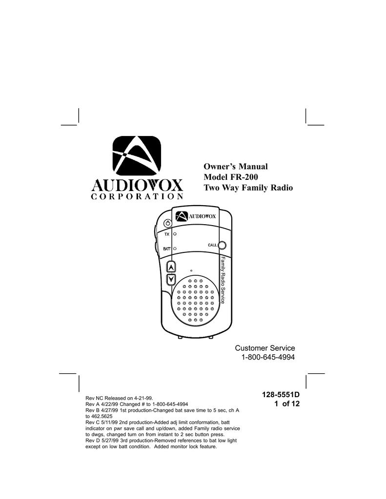 Audiovox 6600 Manual Pdf / 55lmg620ug Led Lcd Tv Monitor