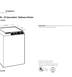 ge wsks2060wwh top load washer [ 1024 x 791 Pixel ]