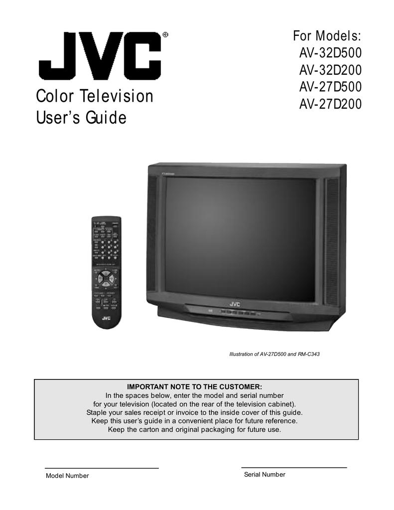 medium resolution of jvc av 32d200 32 tv