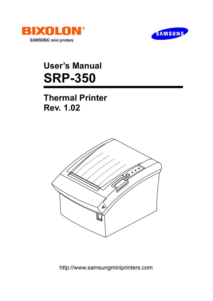 Bixolon SRP-350BP