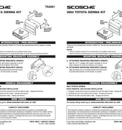 scosche ta2051b car kit [ 1024 x 791 Pixel ]