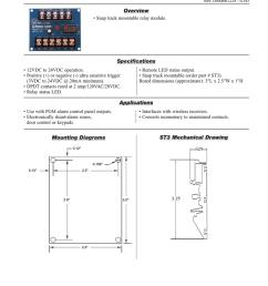 altronix rbr1224 power relay [ 791 x 1024 Pixel ]