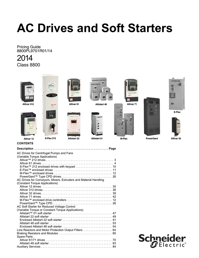 medium resolution of ac drives and soft starters schneider electric