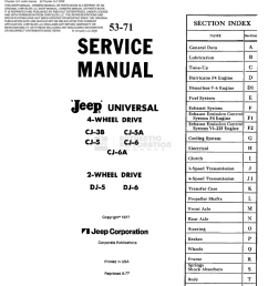 53 71 jeep cj dj sm pdf manualzz com capacitance meter circuit diagram borg warner transfer case jeep [ 791 x 1024 Pixel ]