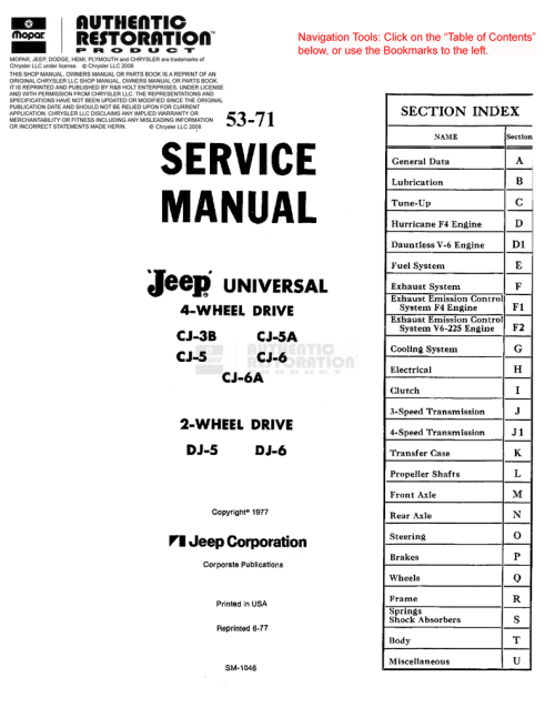 small resolution of 53 71 jeep cj dj sm pdf manualzz com capacitance meter circuit diagram borg warner transfer case jeep
