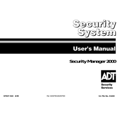 adt security services home security system security system user s manual [ 1024 x 791 Pixel ]