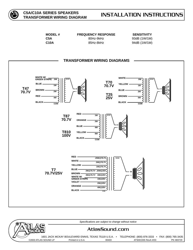 medium resolution of atla sound wiring diagram
