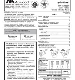 atwood mobile products furnace 7920 ii user s manual [ 791 x 1024 Pixel ]