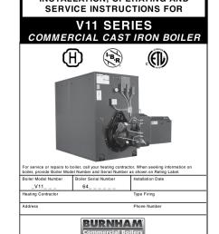 burnham series v11 installation and operation manual [ 791 x 1024 Pixel ]