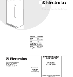 electrolux icon e32af75fps0 user s manual [ 791 x 1024 Pixel ]
