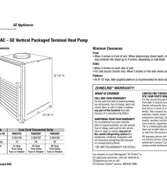 ge az75h09dac user s manual [ 1024 x 791 Pixel ]